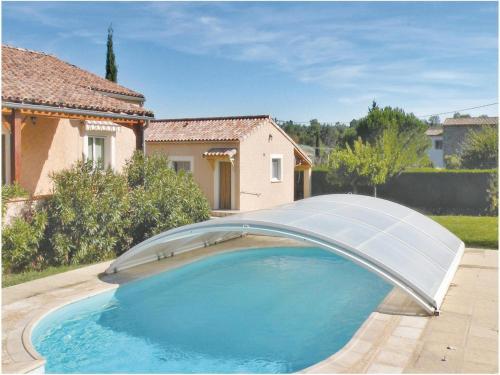 Holiday home Chemin des Rousses : Guest accommodation near Saint-Paul-le-Jeune