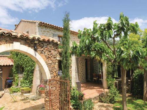 Holiday Home Quartier les Pradeaux - 08 : Guest accommodation near Lachapelle-sous-Aubenas