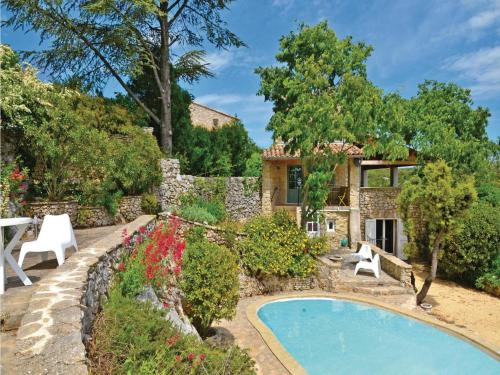 Holiday home Bidon 47 : Guest accommodation near Saint-Julien-de-Peyrolas
