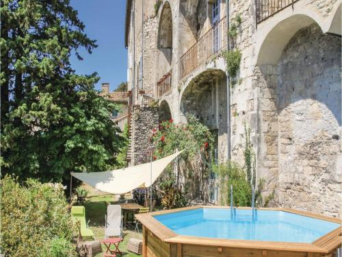Four-Bedroom Holiday Home in Viviers : Guest accommodation near Viviers