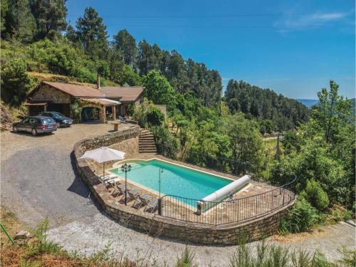 Three-Bedroom Holiday Home in Les Vans : Guest accommodation near Bonnevaux