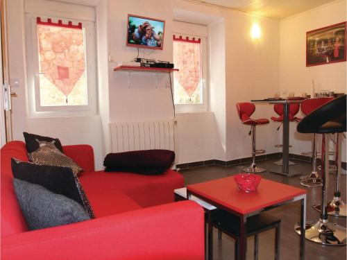 Two-Bedroom Holiday Home in Vals les Bains : Guest accommodation near Asperjoc