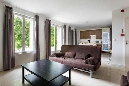 Holiday Home P'tit Chamois : Guest accommodation near Laval-en-Laonnois