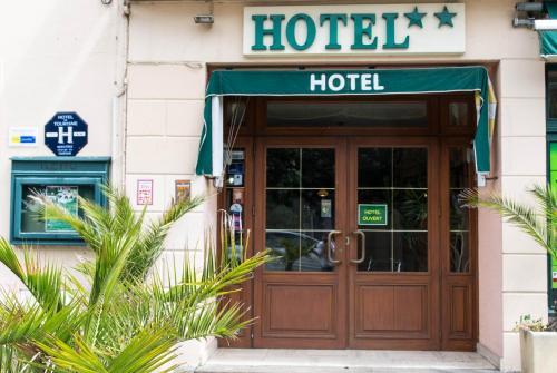 Hotel de la Gare : Hotel near Baguer-Morvan