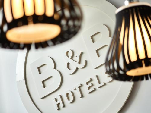 B&B Hôtel Valenciennes : Hotel near Escarmain