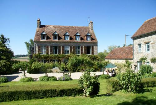 Chambres d'Hôtes Belle Vallee : Bed and Breakfast near Saint-André-de-Messei