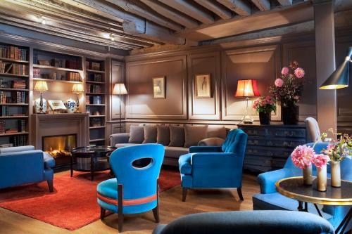 Hotel Verneuil Saint Germain : Hotel near Paris 7e Arrondissement