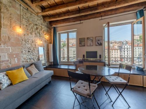 Be My Home - L'Atypique : Apartment near Lyon 9e Arrondissement