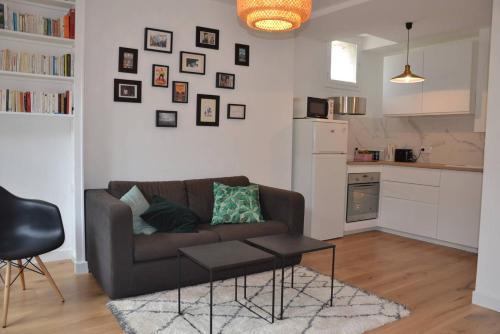 Appartement type loft : Apartment near Paris 11e Arrondissement