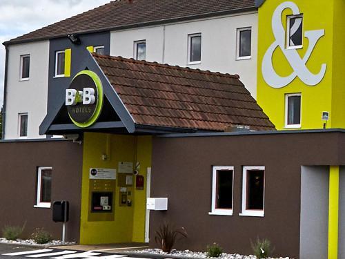B&B Hôtel Dijon Nord : Hotel near Poiseul-lès-Saulx