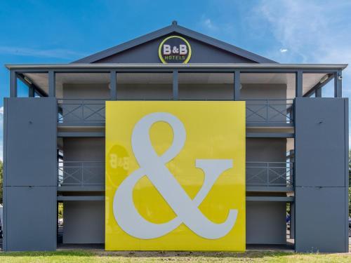 B&B Hôtel AGEN : Hotel near Agen