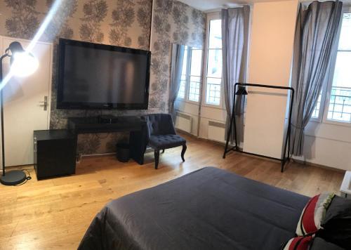 Atypique apartment - Saint-Germain des Prés : Apartment near Paris 6e Arrondissement