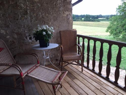 L'Olivier de Monpazier : Bed and Breakfast near Lavalade