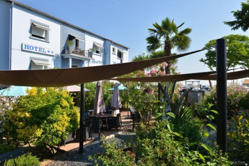 Hotel La Roseraie : Hotel near Fouras