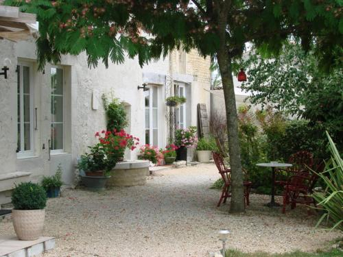 La Clef des Champs : Bed and Breakfast near Puyrolland