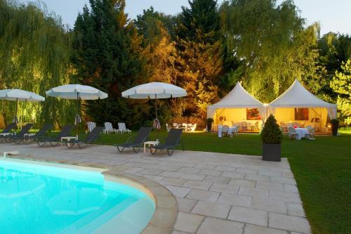 Les Jardins D'Adalric : Hotel near Goxwiller