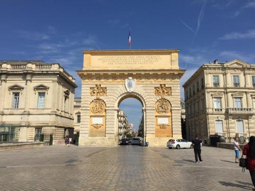 Chez Noelle et Emmanuel : Apartment near Montpellier