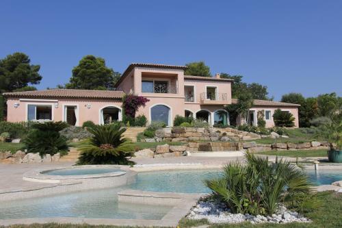 Propriété Prestige Mougins Cannes : Guest accommodation near Mouans-Sartoux