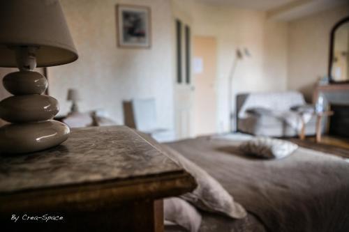 La Tourelle du Beffroi : Hotel near Vaumas