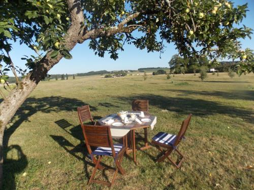 Le Petit Breuil : Guest accommodation near Monsec