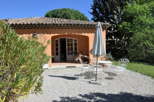 Mas des oliviers : Bed and Breakfast near Châteauneuf-le-Rouge