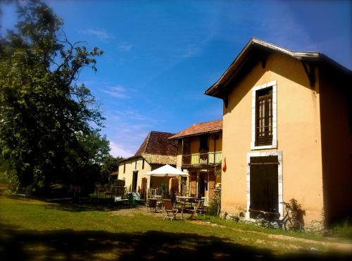 souslens : Bed and Breakfast near Bergouey