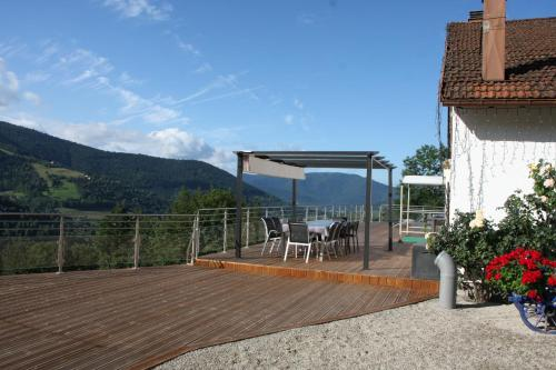 La Parenthèse Vosgienne : Guest accommodation near Ranspach
