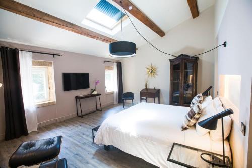 Le Vieux Four : Guest accommodation near Mouriès