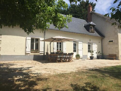 Le nid de la Touche : Guest accommodation near Luçay-le-Libre