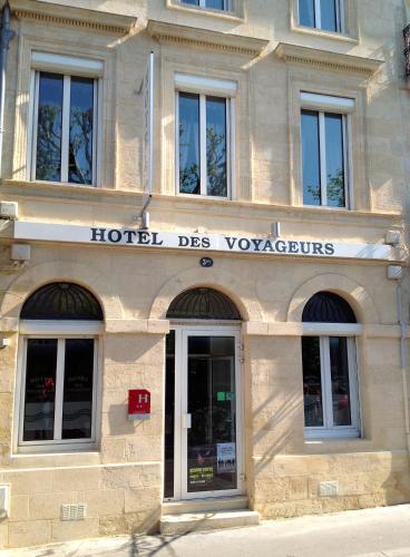 Hôtel des Voyageurs Centre Bastide : Hotel near Floirac