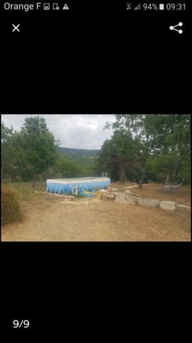 Maison de campagne : Guest accommodation near Villemus