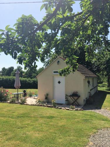La Boulangerie : Guest accommodation near Saint-Clément-Rancoudray