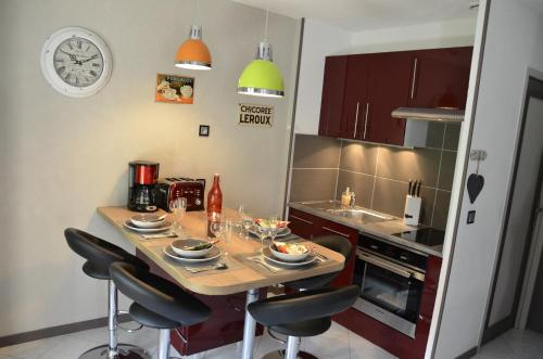 Residence Du Closne : Guest accommodation near Sainte-Lheurine