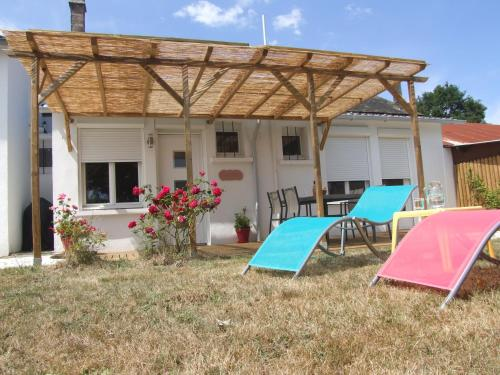 Les Chails Gite : Guest accommodation near Sainte-Eanne