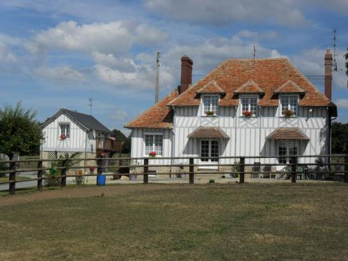 Haras Du Bottray : Guest accommodation near Lessard-et-le-Chêne