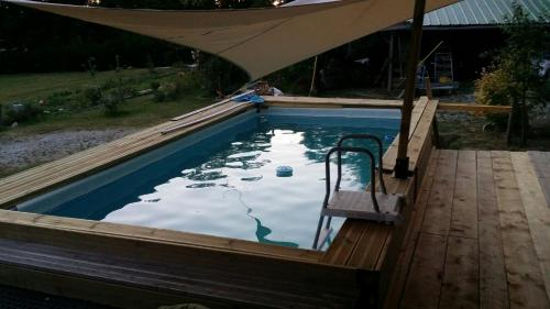 Maillan Hp : Guest accommodation near Bonnac-la-Côte