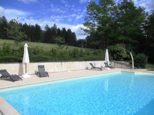 Gîtes Coeur de Lot : Guest accommodation near Saint-Projet