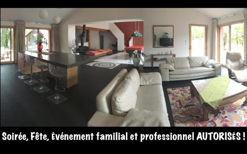Villa Grand Standing Angoulême : Guest accommodation near Bunzac