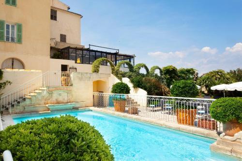 Boutique Hotel - Hostellerie Berard et Spa : Hotel near Le Castellet