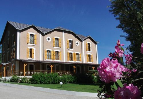 Hotel du Parc : Hotel near Viviez