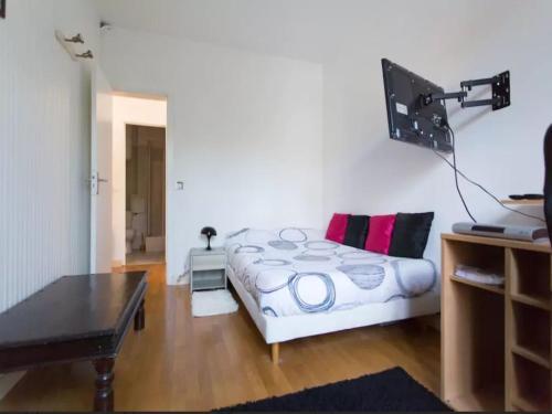 Appartement cosy Puce de Saint-ouen : Apartment near Saint-Denis