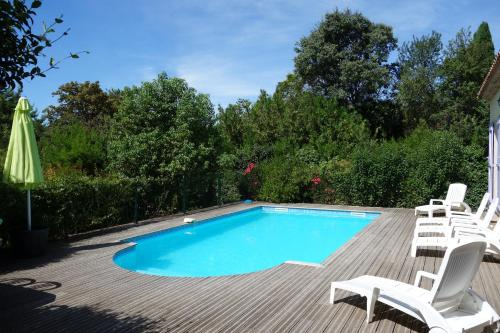 Superbe villa entre mer & montagne : Guest accommodation near Puimisson
