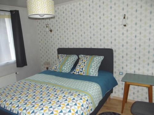 L'Adenaise : Bed and Breakfast near Puceul