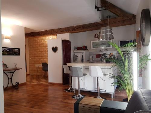 Elena's Nest : Apartment near Annecy