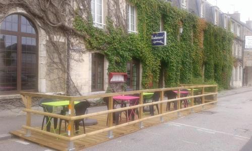Hôtel Restaurant l'Agriculture : Hotel near Yvetot-Bocage