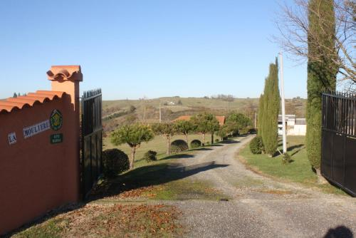 Le Relais De La Mouliere : Guest accommodation near Capens