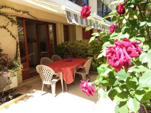 Les Mimosas : Apartment near Cassis