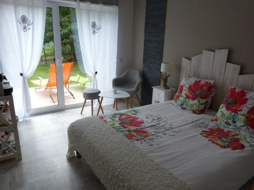 La Santijohannaise : Bed and Breakfast near Vilsberg