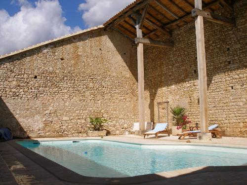 le Maine Sougouse : Bed and Breakfast near Rougnac