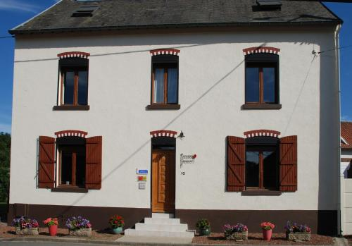 The Silent Picket : Bed and Breakfast near Laviéville